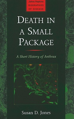 Death in a Small Package By Jones, Susan D.